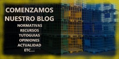 Comenzamos nuestro Blog