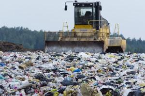 Reducimos las basuras que acaban en vertederos